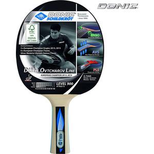 Ракетка для настольного тенниса Donic OVTCHAROV 900 ракетка для настольного тенниса donic testra pro