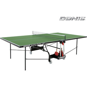 Теннисный стол Donic OUTDOOR ROLLER 400 GREEN donic persson 600