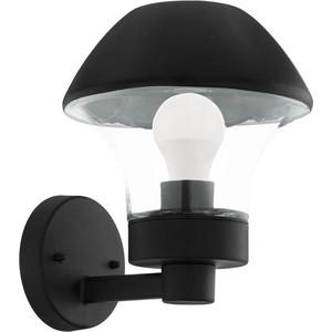 Уличный настенный светодиодный светильник Eglo 97446 уличный настенный светильник brilliant artu 96128 86