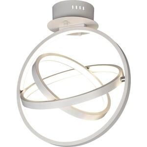 Потолочный светодиодный светильник с пультом Mantra 5746 потолочный светодиодный светильник с пультом ду mantra zero 3693