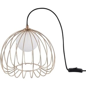 Настольная лампа Maytoni MOD542TL-01G бра maytoni h010wl 01g