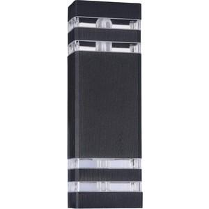 Уличный настенный светильник Maytoni O578WL-02B накладной светильник maytoni unter den linden o578wl 01b