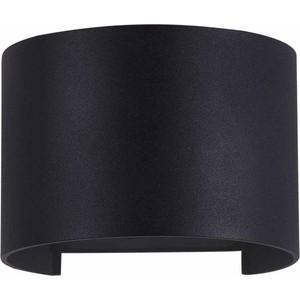 Уличный настенный светодиодный светильник Maytoni O573WL-L6B