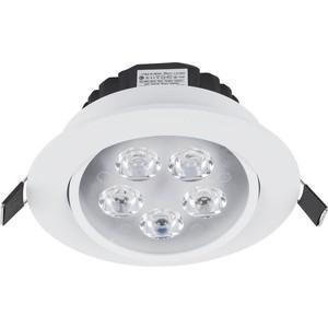 цена на Встраиваемый светодиодный светильник Nowodvorski 5958