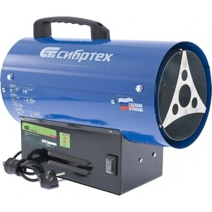 Тепловая газовая пушка СибрТех GH-10