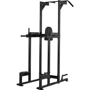Турник-пресс-брусья Bronze Gym H-027 (черный)