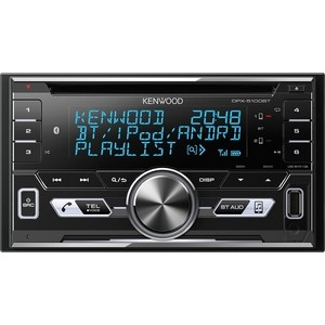 Автомагнитола Kenwood DPX-5100BT все цены