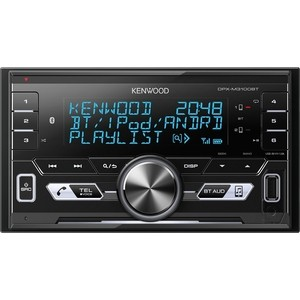 Автомагнитола Kenwood DPX-M3100BT все цены