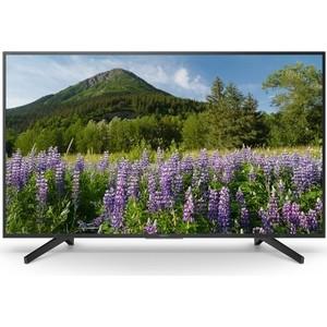 LED Телевизор Sony KD-55XF7096 жк телевизор sony kd 65zd9