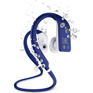 Наушники JBL Endurance DIVE blue