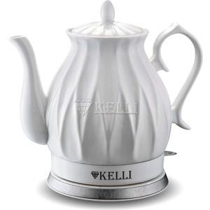 Чайник электрический Kelli KL-1341 электрический чайник чудесница эч 2010