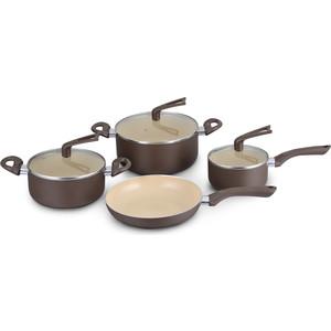 Набор посуды 7 предметов GALAXY (GL 9501 )