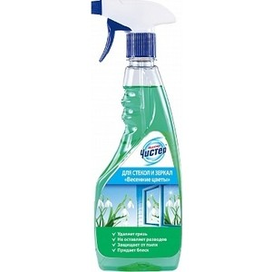 Средство МИСТЕР ЧИСТЕР для мытья стекол и зеркал Весенние цветы, 500 мл baby swimmer средство для мытья ванночек 500 мл