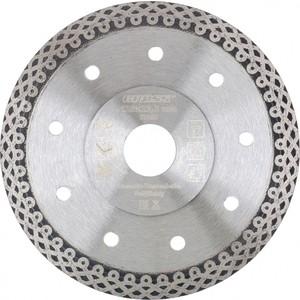 Диск алмазный GROSS 125х22 2 мм Jaguar (73053) диск алмазный bosch 125х22 2 мм expert for universal turbo 2 608 602 575