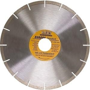 Алмазный диск SPARTA 230x22 2 мм Europa Standard (73171)