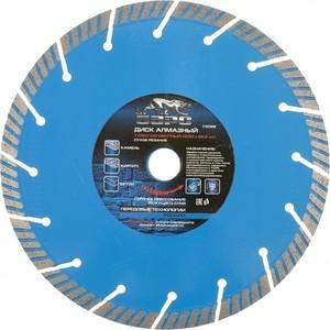 Диск алмазный Барс 230х22 2 мм (73089) диск алмазный сплошной по керамике bosch professional 230х22 2 мм