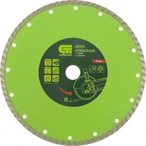 Алмазный диск СибрТех Turbo 230x22 2 мм (731357)