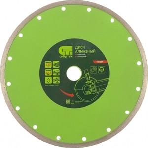 Диск алмазный СибрТех 230x22 2 мм (731657) диск алмазный sparta turbo 230x22 2 мм 731275