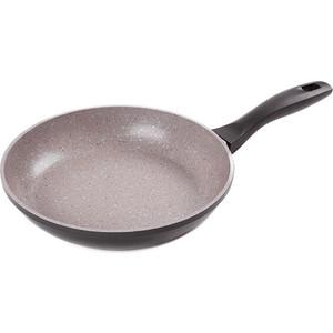 Сковорода d 24 см Endever Stone-Grey-24 сковорода endever stone grey 26 26 см алюминий