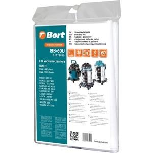 Мешки для пылесоса Bort 5шт BB-60U