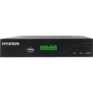 Тюнер DVB-C Hyundai H-DVB860 цена и фото