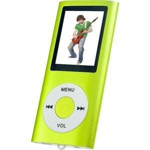MP3 плеер Perfeo Music I-Sonic green (VI-M011 Green) mp3 плеер perfeo music i sonic silver vi m011 silver