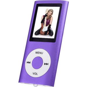 MP3 плеер Perfeo Music I-Sonic purple (VI-M011 Purple) mp3 плеер perfeo music i sonic silver vi m011 silver