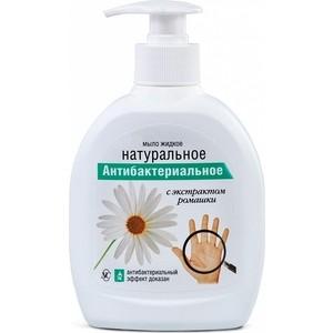 Мыло жидкое Невская косметика Натуральное антибактериальное, 300 мл