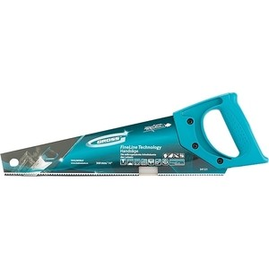 Ножовка по ламинату GROSS 360 мм 15-16 TPI зуб - 2D Piranha (24121) цены
