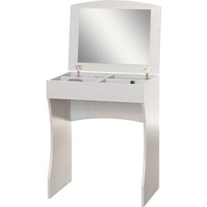 Туалетный столик Мастер Нуар-4 (белый)