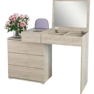Туалетный столик Мастер Нуар-6 (дуб сонома) МСТ-ТСН-06-ДС-16
