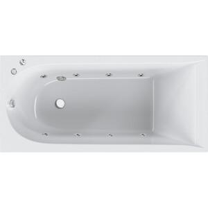 Акриловая ванна с гидромассажем Am.Pm Spirit 150х70 см (W72W-150-070W1D)