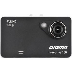 Видеорегистратор Digma FreeDrive 106 видеорегистратор digma freedrive 108 dual