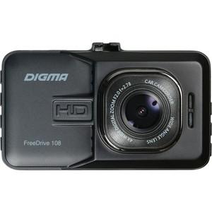 Видеорегистратор Digma FreeDrive 108 видеорегистратор digma freedrive 108 dual