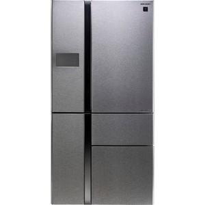 Холодильник Sharp SJ-PX99FSL холодильник sharp sj gf60ar