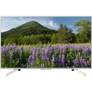 LED Телевизор Sony KD-55XF7077 блендер погружной galaxy 300w голубой