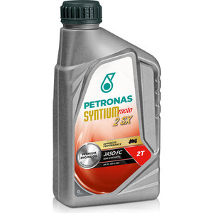 Моторное масло Petronas Syntium Moto 2 SX 1л