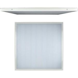 Встраиваемый светодиодный светильник Volpe ULP-Q106 6060-34W/NW