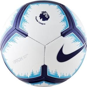 Мяч футбольный Nike Pitch PL SC3597-100 р.5 мяч футбольный umbro neo classic р 5 20594u 157