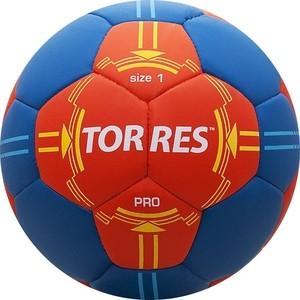 Мяч гандбольный Torres PRO (H30061) р.1