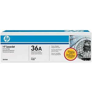 Картридж HP 36А черный Dual Pack (CB436AF)