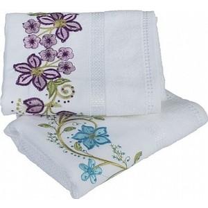 Набор полотенец 2 штуки Hobby home collection 50x90 Zerafet белый (1501002107) цены