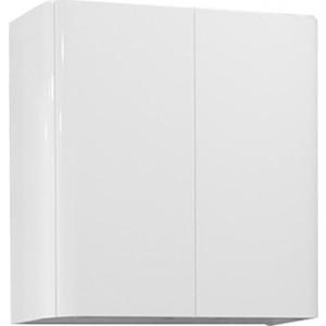 Шкаф двустворчатый Акватон Шерилл белый (1A206603SH010)
