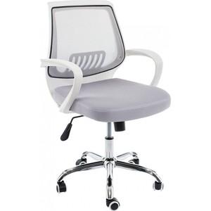 Компьютерное кресло Woodville Ergoplus белое/серое