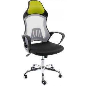 Компьютерное кресло Woodville Atlant белое/черное/зеленое