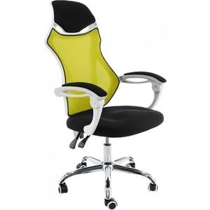 Компьютерное кресло Woodville Armor белое/черное/зеленое