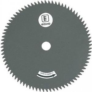 Нож для триммера Echo 255х25.4мм 80 зубьев (X400-000430)