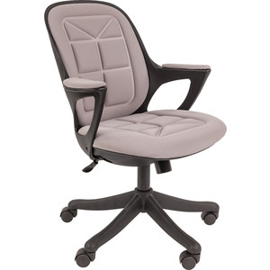 Офисное кресло Русские кресла РК 23 S светло-серый куртка женская mustang neopren coat цвет светло серый 1006888 4163 размер s 44