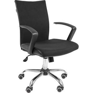 Офисное кресло Русские кресла РК 70 черный хром офисное кресло русские кресла рк 22 оранжевый