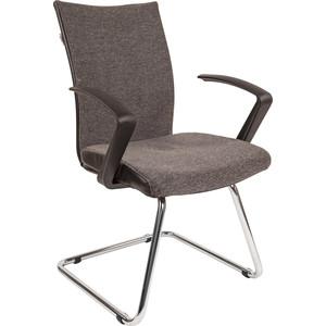 Офисное кресло Русские кресла РК 70V полозья хром серый офисное кресло русские кресла рк 22 оранжевый